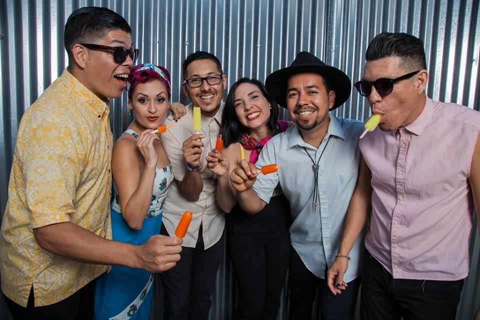Las Cafeteras. Photo from Facebook.