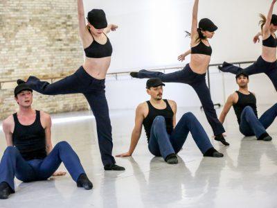Dance: Let Us Now Praise Young Creators