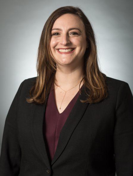 Meghan O'Connor. Photo courtesy of Quarles & Brady LLP.
