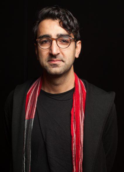 Composer Sahba Aminikia