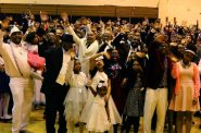 Daddy/Daughter Dance celebrates 15 years with sold-out event. Photo courtesy of NNS.