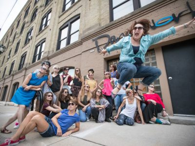 Celebrate the women of Milwaukee with Danceworks Performance Company in: Women Who Dance