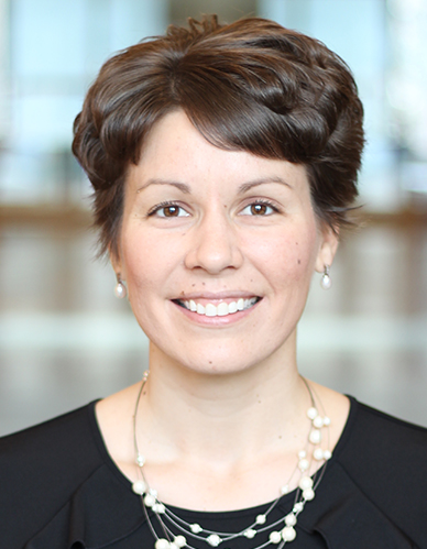 Andrea Wolf. Photo courtesy of First Business Financial Services, Inc.