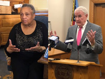 City Hall: Mayor Allows Interim Health Leader