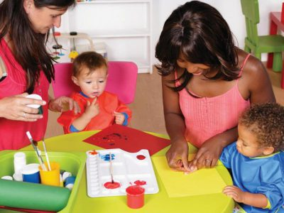 State's Day Care Centers Still Open