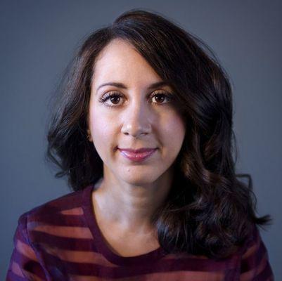 Composer Mary Kouyoumdjian