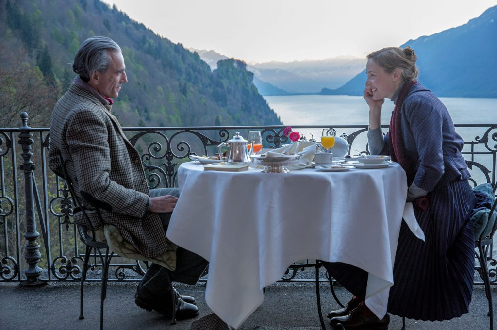 """Phantom Thread."" Image from Focus Features."