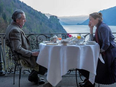Movies: Day-Lewis Haunting in 'Phantom Thread'