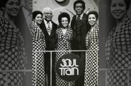 The Staple Singers on Soul Train. Image in the Public Domain.