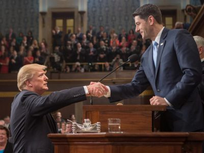 "The State of Politics: How Ryan ""Sold His Soul"" to Trump"