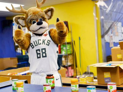 Bango Joins Campaign to End Hunger