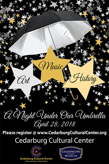 Cedarburg Cultural Center Gala 2018