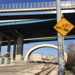 Biking: Railroad Tracks a Danger to Bikers