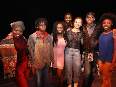Milwaukee Teens Take Houston For the Brave New Voices International Poetry Festival