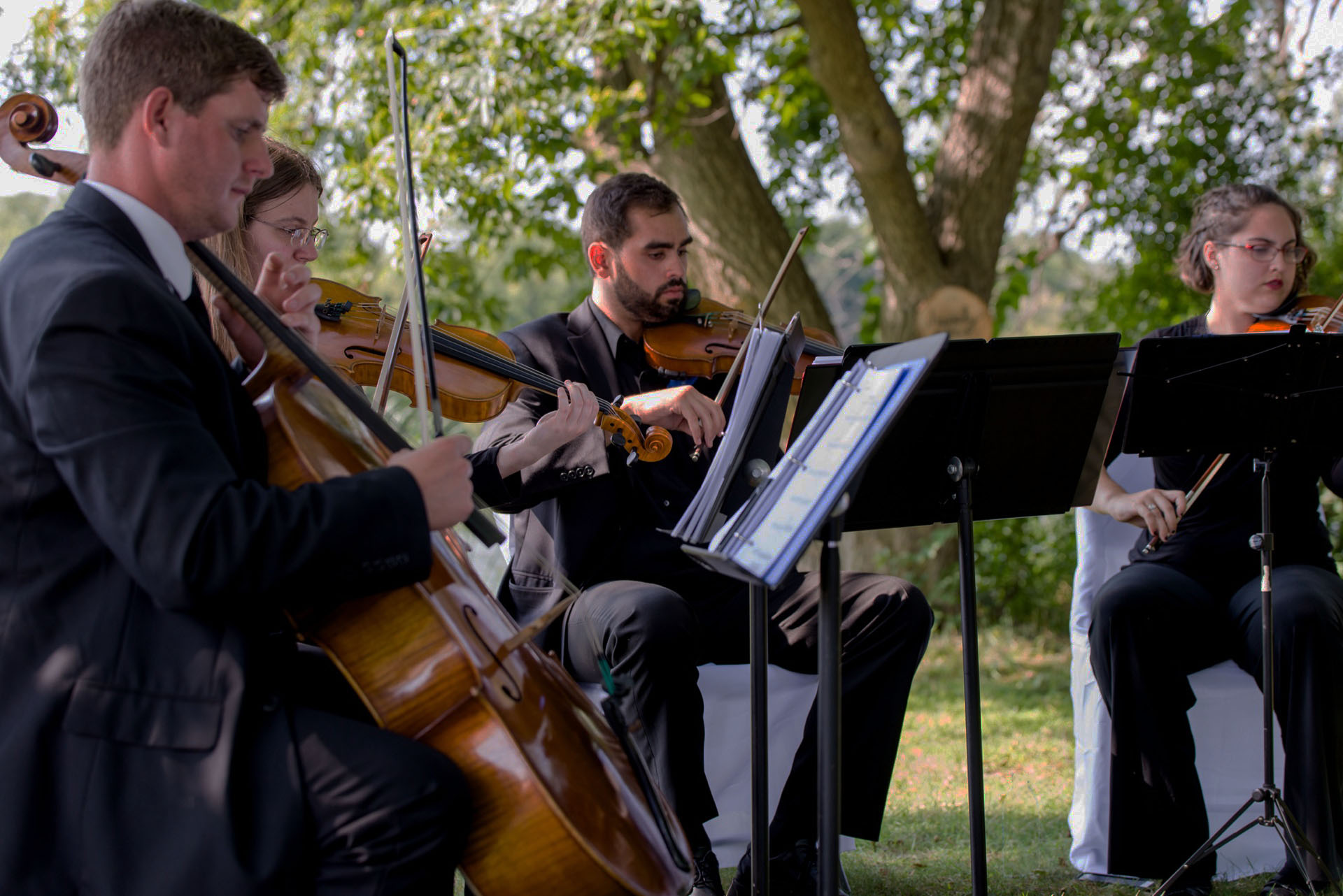 Milwaukee startup innovates the way couples plan and book music for weddings