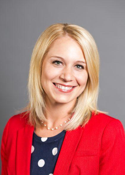 Elizabeth Hummitzsch. Photo courtesy of Mueller Communications, LLC.