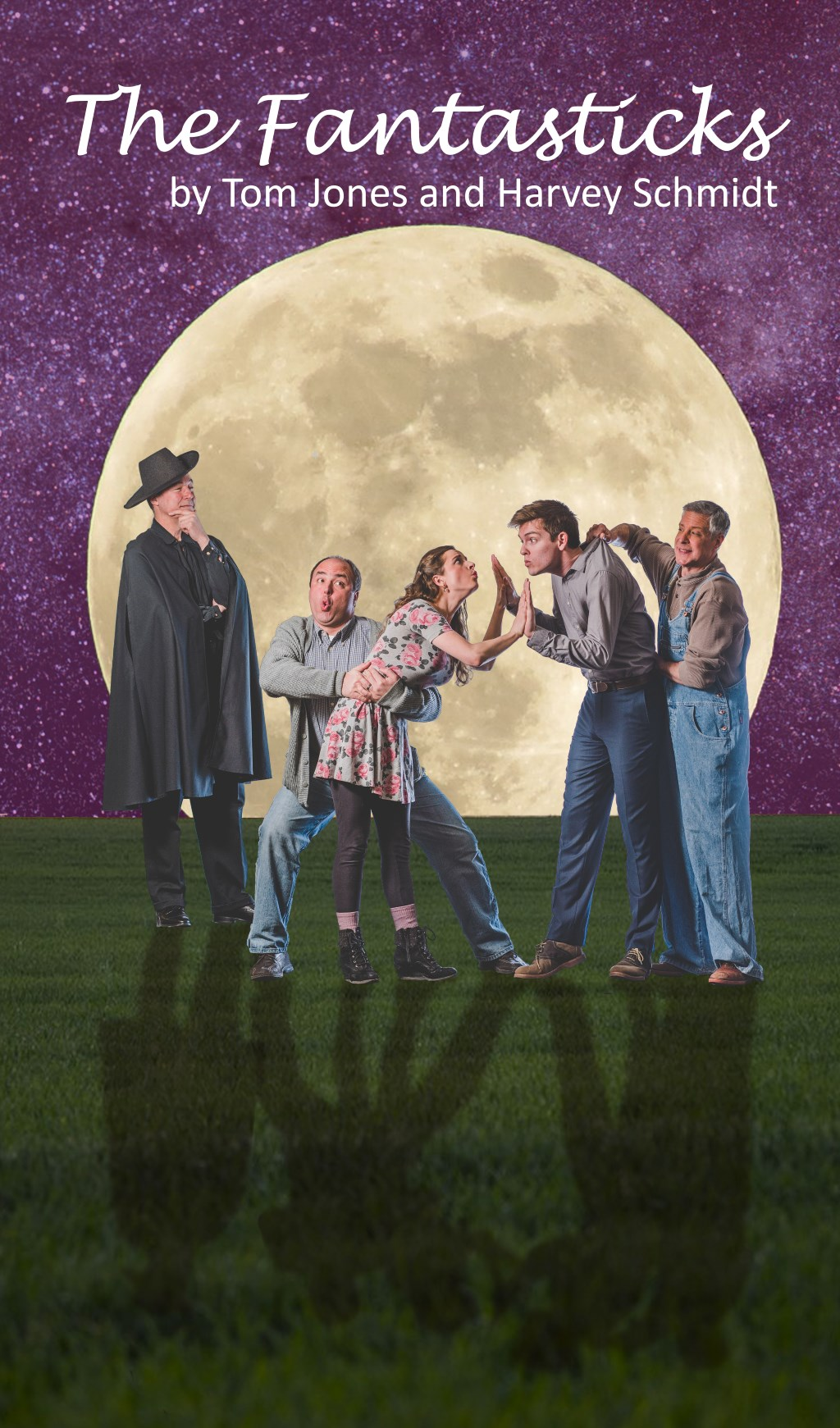 In Tandem Theatre Present Beloved Musical, <em>The Fantasticks</em>