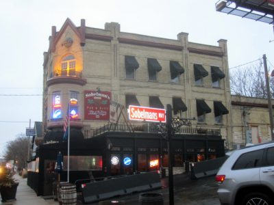 Bar Exam: Sobelman's Is Deliciously Historic
