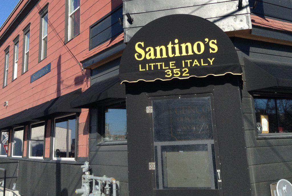 Santino's Little Italy. Photo by Cari Taylor-Carlson.