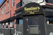 Santino's Little Italy. Photo by Cari Taylor-Carlson.