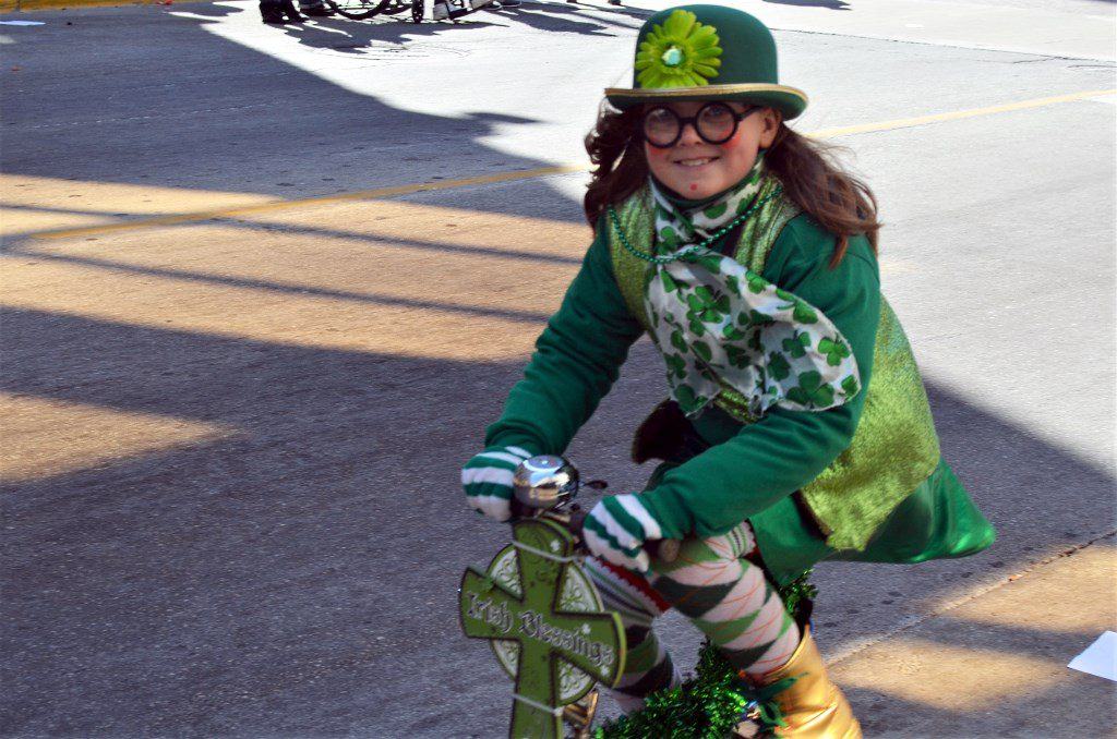 52nd Annual St. Patrick's Day Parade. Photo by Jack Fennimore.