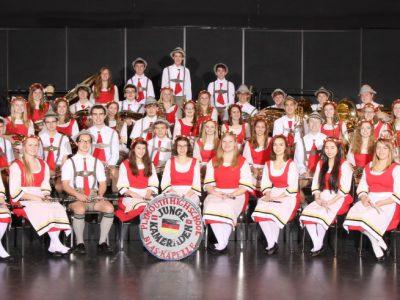 Junge Kameraden Performing at the Waelderhaus April 15