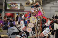 27th Annual Indian Summer Winter Powwow. Photo by Jack Fennimore.