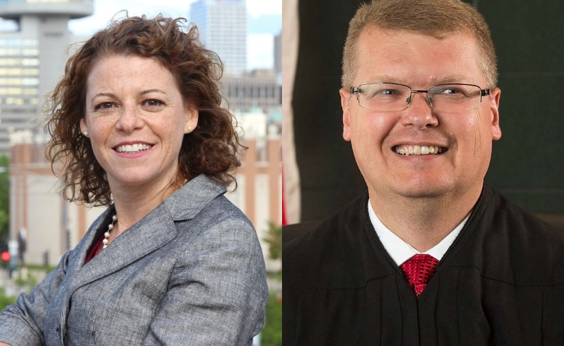 Expensive, partisan Wisconsin high court race nears end