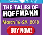 Don't miss 'The Tales of Hoffmann' at Skylight Music Theatre Opening Friday, March 16!