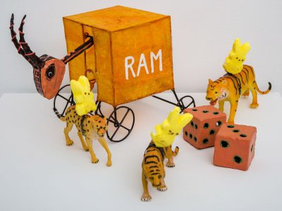 The RAM 9th Annual International PEEPS Art Exhibition is Here