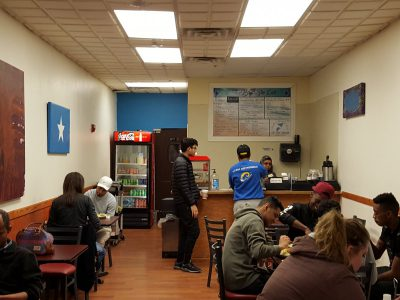 Dining: Blue Star Cafe Is a Star