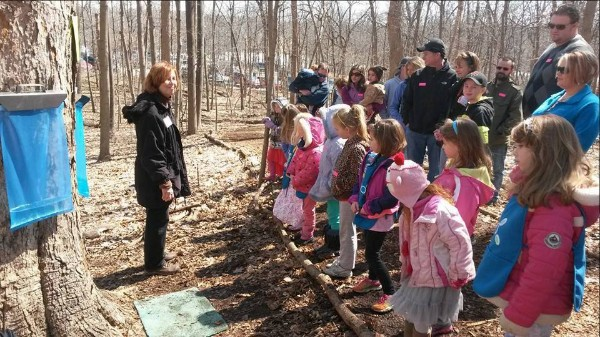 Maple Sugar Days at Wehr Nature Center, March 24-25