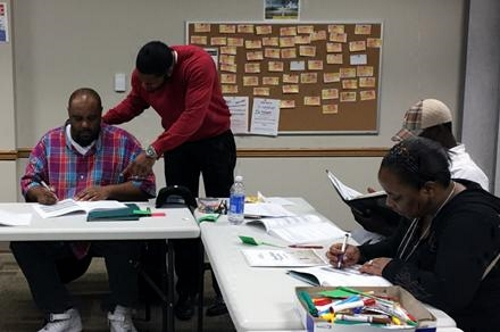 FoodShare Employment and Training. Photo from the State of Wisconsin.