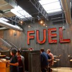 Dining: The New Fuel Is More Upscale