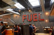 Fuel Cafe. Photo by Luke Mouradian courtesy of Fuel Cafe.