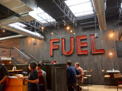 Dining: Fuel Cafe Is a 5th St. Hangout