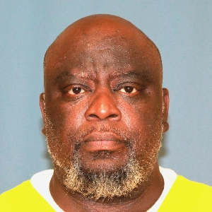 Sylvester Jackson, 51, is one of the 11 registered sex offenders in a pending case against a 2,000-foot residency restriction in the city of Milwaukee, where countless sex offenders, many on GPS monitoring, are homeless. The parties are working on a settlement after the city significantly rewrote its residency requirements. Photo from the Wisconsin Department of Corrections.