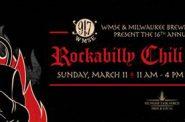 16th Annual WMSE Rockabilly Chili Fundraiser