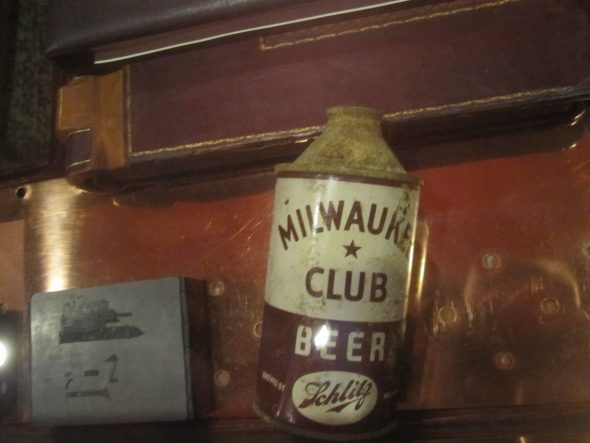 Milwaukee Club Beer. Photo by Michael Horne.