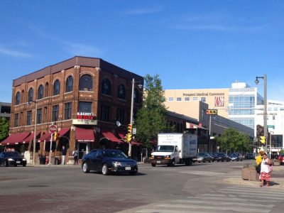 Plats and Parcels: Huge Historic Redo for North Avenue