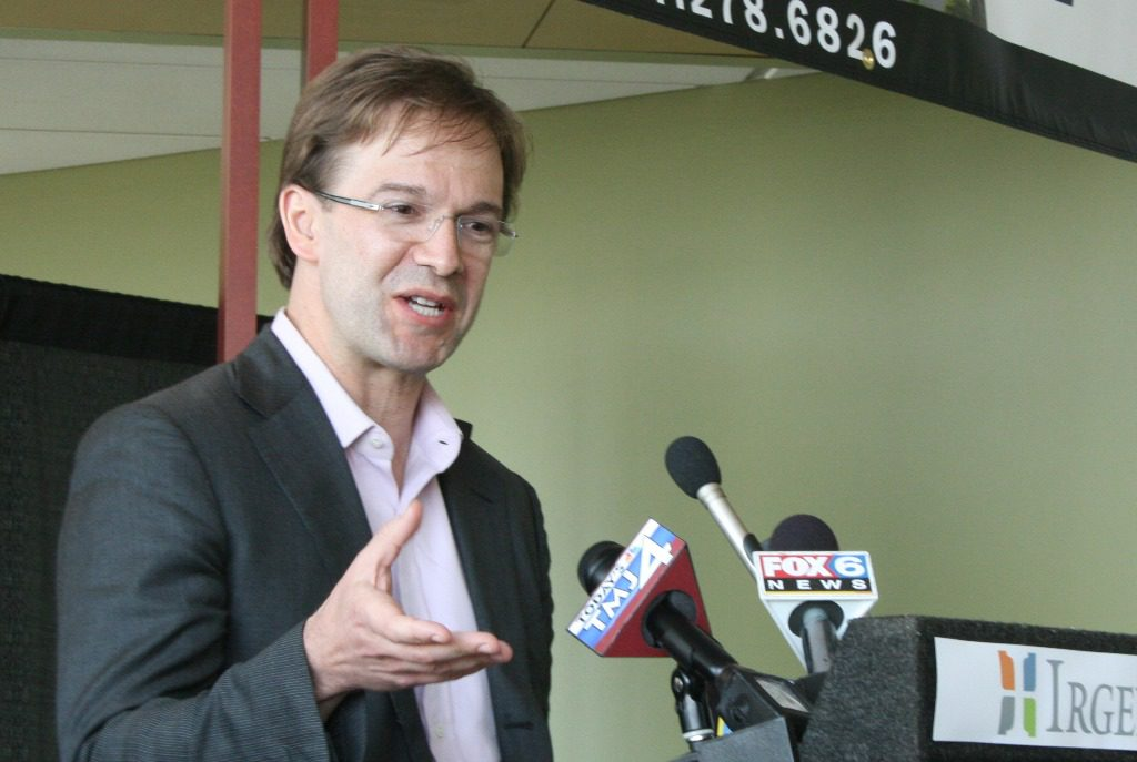 Chris Abele. File photo by Jeramey Jannene.