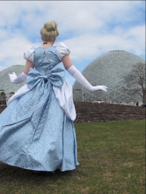 A variety of fairy-tale characters will meet and greet children at Very Fairy Princess Day at The Domes, April 14. Photo from Milwaukee County Parks.