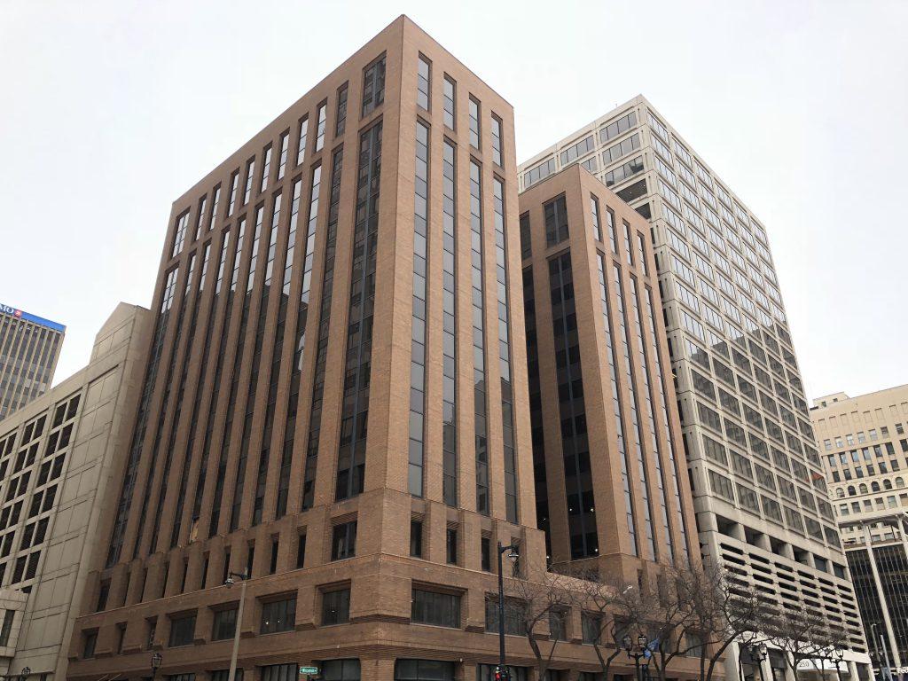 Drury Plaza Hotel Milwaukee Downtown. Photo by Jeramey Jannene.