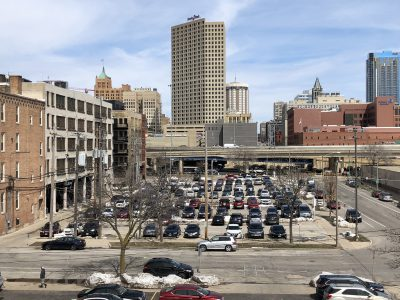 Eyes on Milwaukee: More Housing for Third Ward