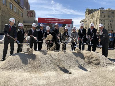 Eyes on Milwaukee: MSOE Breaks Ground on Educational Center