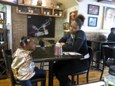 Dining:  King Dr. Restaurant Not Big On Bland