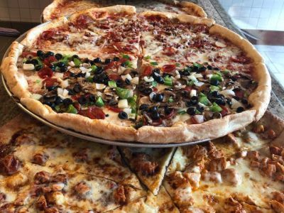 Now Serving: More Bay View Pizza, Tosa Sushi