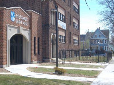 $6.5 Million Renovation for Messmer St. Rose