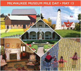 Milwaukee Museum Mile Celebrates Its 7th Year On Mother's Day