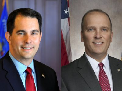 Will Brad Schimel Dress Up Like Scott Walker for Halloween?